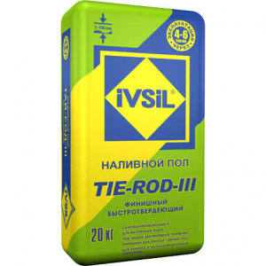 IVSIL TIE-ROD-III наливной пол