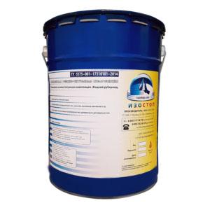 IZOSTOP - жидкая резина для гидроизоляции
