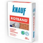 Гипсовая штукатурка РОТБАНД Knauf