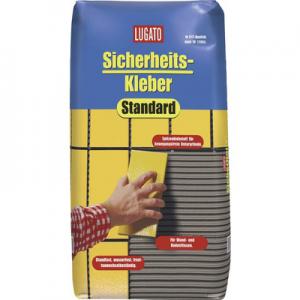 Плиточный клей LUGATO Standart SicherHeitsKleber