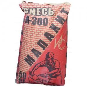 """Пескобетон М300 """"Малахит"""", 50 кг"""