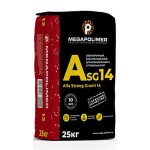 Клей плиточный Megapolimer Alfa Strong Granit 14, 25 кг