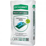Клей тяжелого натурального камня ОСНОВИТ Т-16 (AC16) МАКСИПЛИКС