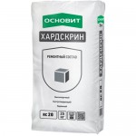 Ремонтный состав ОСНОВИТ ХАРДСКРИН RC20, 25 кг