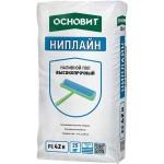 Наливной пол высокопрочный ОСНОВИТ НИПЛАЙН FC42, 25 кг