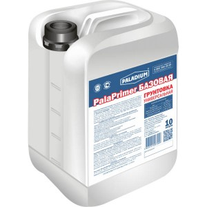 Универсальная грунтовка Paladium PalaPrimer Базовая, 10 л