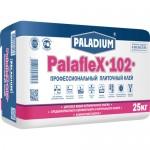 Клей для керамогранита и клинкера Paladium PalafleХ-102, 25 кг