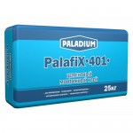 Монтажный клей для цементных блоков PALADIUM PalafiX-401, 25 кг
