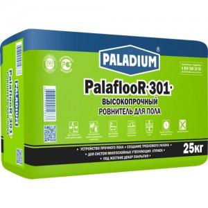 Цементная стяжка-ровнитель для пола Paladium PalaflooR-301