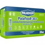Быстротвердеющий гипсовый наливной пол Paladium PalaflooR-303