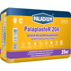 Paladium PalaplasteR-204 фасадная цементная штукатурка