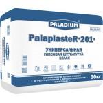 Штукатурка гипсовая Paladium Palaplaster-201 (Белая), 30 кг