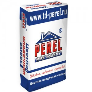Perel SL - цветная кладочная смесь, 50 кг