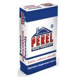 Цветная кладочная смесь Perel SL (0010 серый), 50кг