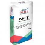 Белый плиточный клей PEREL WHITE