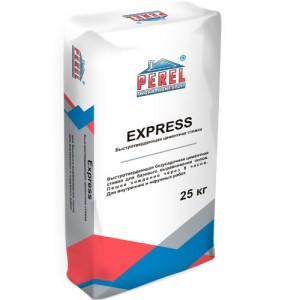 Express PEREL стяжка цементная быстротвердеющая