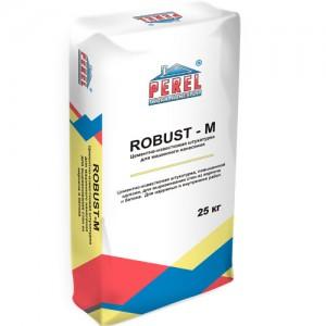 ROBUST-M PEREL штукатурка цементно-известковая машинного нанесения