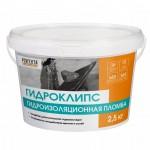 Гидроизоляция Perfekta Гидроклипс, 0,6 кг