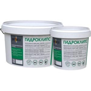 ГИДРОКЛИПС Perfekta / Перфекта - гидропломба для быстрой гидроизоляции
