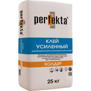 Perfekta / Перфекта Холдер - выравнивающий плиточный клей для керамогранита и плитки
