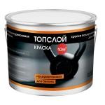 Краска полиуретановая для бетона Perfekta Топслой Краска, 3 кг