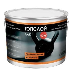 Perfekta Топслой Лак полиуретановый для бетона, 3 кг