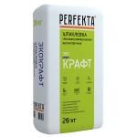 Шпатлевка Perfekta ЭкоКрафт гипсовая, 20 кг