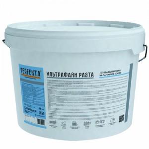 """Шпатлевка Perfekta """"Ультрафайн PASTA"""" готовая на латексной основе, 28 кг"""