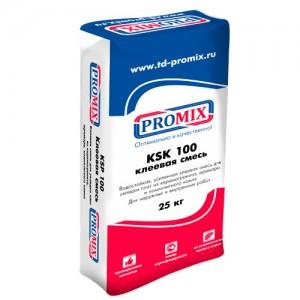 Promix KSK-100 (Промикс) - усиленный клей для керамогранита