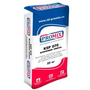 PROMIX KSP-070 - плиточный клей для керамической плитки