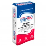 Супербелая финишная полимерная шпатлевка Promix PH-020