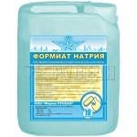 Противоморозная добавка Русеан Формиат натрия, 10 л