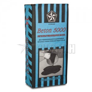 Русеан Бетон 5000 наливной пол, 25 кг