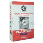 Штукатурка гипсовая Русеан PLASTER ПЛЮС, 30 кг