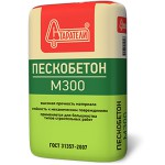 Пескобетон Старатели М300, 25/40 кг