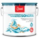 Готовая гидроизоляция Старатели Сонора (Sonora) полимерная, 5 кг