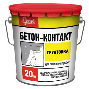 Грунт СТАРАТЕЛИ БЕТОН-КОНТАКТ, 20 кг