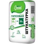 "Штукатурка легкая гипсовая Старатели ""ЭКОЛАЙТ"", 20 кг"