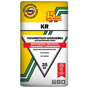 Юнис KR - полимерная шпатлевка