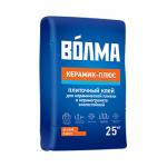 Плиточный клей для керамоганита ВОЛМА КЕРАМИК-ПЛЮС