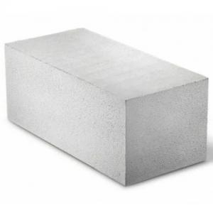 Фибропенобетонный блок 20*20*40мм D500