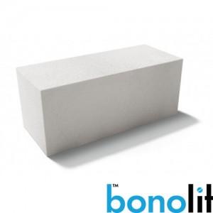 Газобетонный блок Bonolit 600*250*250 стеновой, D500