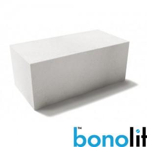 Газобетонный блок Bonolit 600*300*250 стеновой, D500
