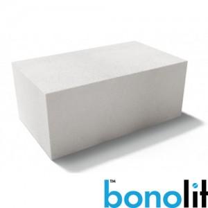 Газобетонный блок Bonolit 600*350*250 стеновой, D500