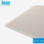 Гипсокартон КНАУФ 12,5 мм обычный
