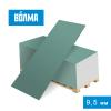 Гипсокартон ВОЛМА 9,5 мм влагостойкий