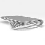 Гипсостружечная влагостойкая плита ГСПВ (2500*1250*10)