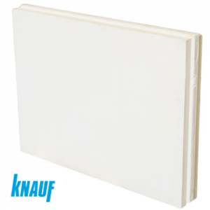 Пазогребневая гипсоплита Knauf 667х500х80 стандартная