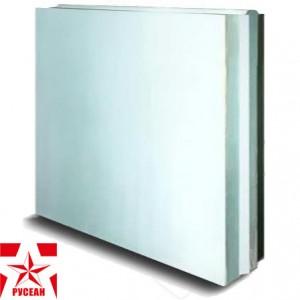 Влагостойкая пазогребневая плита РУСЕАН  667*500*80