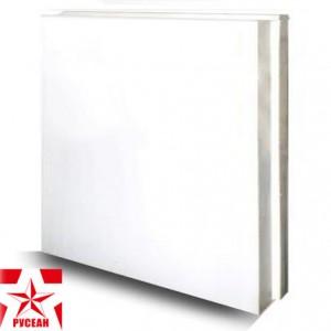 Пазогребневая плита РУСЕАН  667*500*80 полнотелая, стандартная